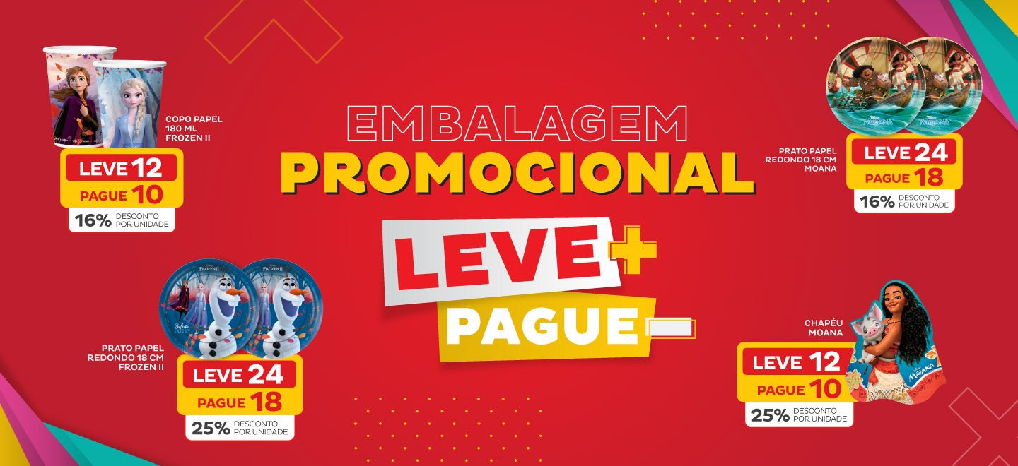 Pack Promocional